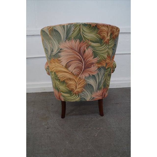 New Orleans by Councill Tufted Fan Back Wing Chair - Image 2 of 10