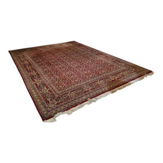 """Hand Knotted Oriental Rug - 11'6"""" x 11'6"""""""