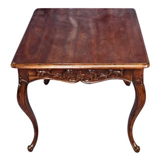 Henredon French Provincial Side Table