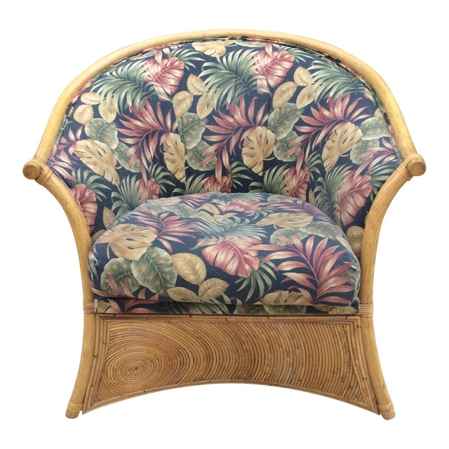 Groovy Gabriella Crespi Pencil Reed Swirl Bamboo Chair Creativecarmelina Interior Chair Design Creativecarmelinacom