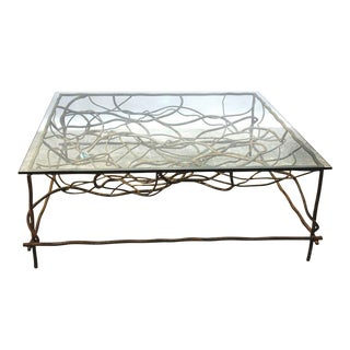 Falls Village Cocktail Table For Sale