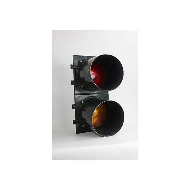 Authentic 2-Light Stoplight - Image 2 of 5