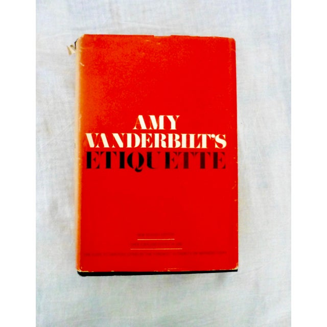 1978 Amy Vanderbilt's Etiquette Book, Illustrated W Warhol Drawings For Sale - Image 10 of 10