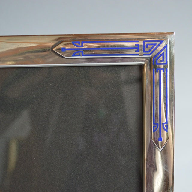 Art Deco Sterling Frame - Image 5 of 7