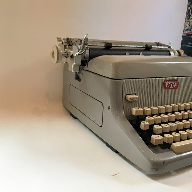 1960s Royal Typewriter Magic Margin - Image 7 of 11