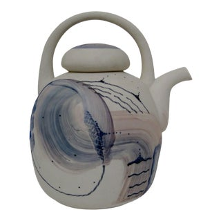 James Rothrock Decorative Teapot For Sale