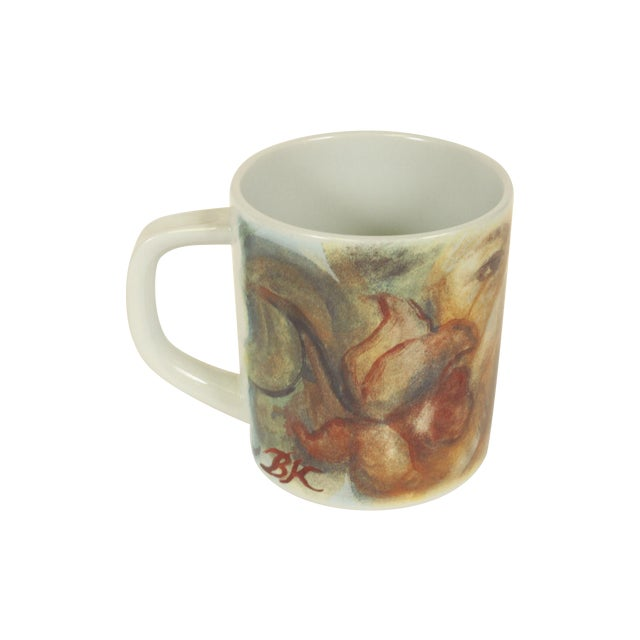 Royal Copenhagen Annual Mug 1994 - Image 1 of 4