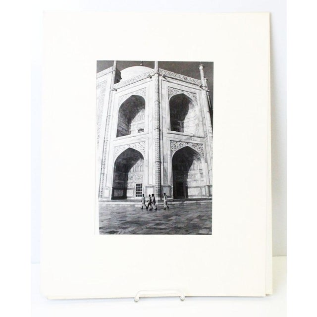 Taj Mahal Architectural Photograph For Sale In New York - Image 6 of 6