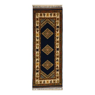 "Turkish Autumn Leaf Runner Rug - 2'4"" X 5'8"" For Sale"