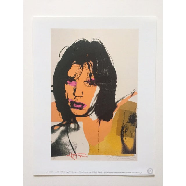 "Andy Warhol Estate Rare Vintage 1989 "" Familiar Faces "" Portfolio Collector's Pop Art Lithograph Prints - Set of 6 For Sale In Kansas City - Image 6 of 13"