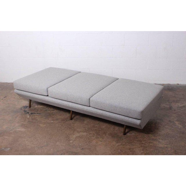 Marco Zanuso Bench / Daybed for Arflex For Sale In Dallas - Image 6 of 11