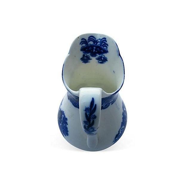 Antique English Willow Porcelain Jug - Image 4 of 4