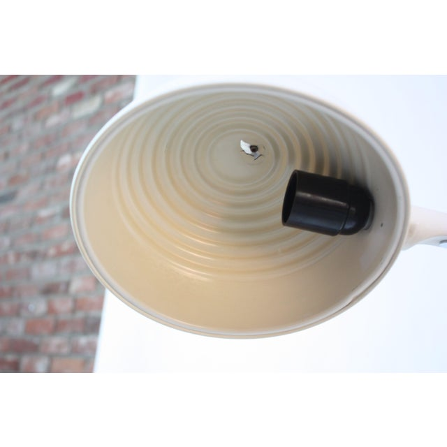 Off-white Italian 'Flex' Floor Lamp Model 2164 by Elio Martinelli For Sale - Image 8 of 13