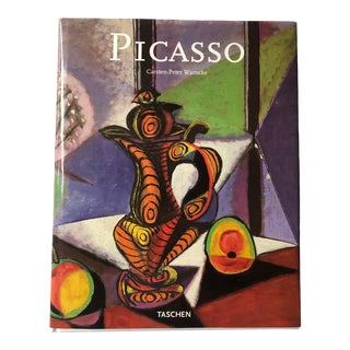 Picasso 1881-1973 Hardback Book For Sale