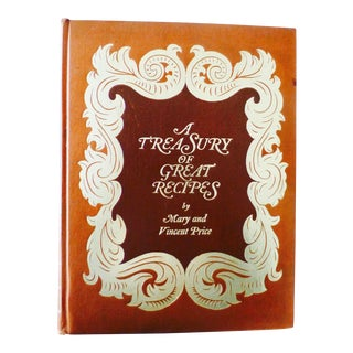 Treasury of Great Recipes by Mary and Vincent Price For Sale