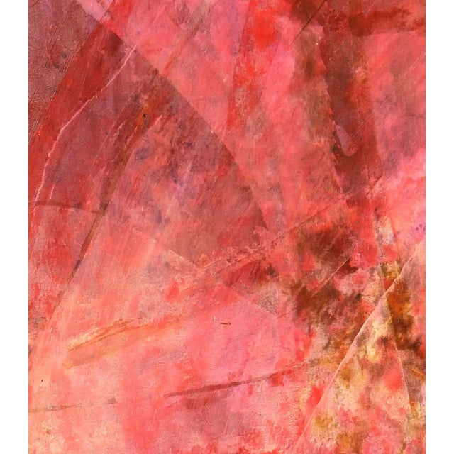 Michael Keifers, Red Abstract For Sale