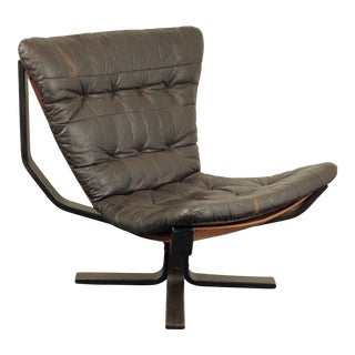 Vintage Falcon Style Lounge Chair For Sale