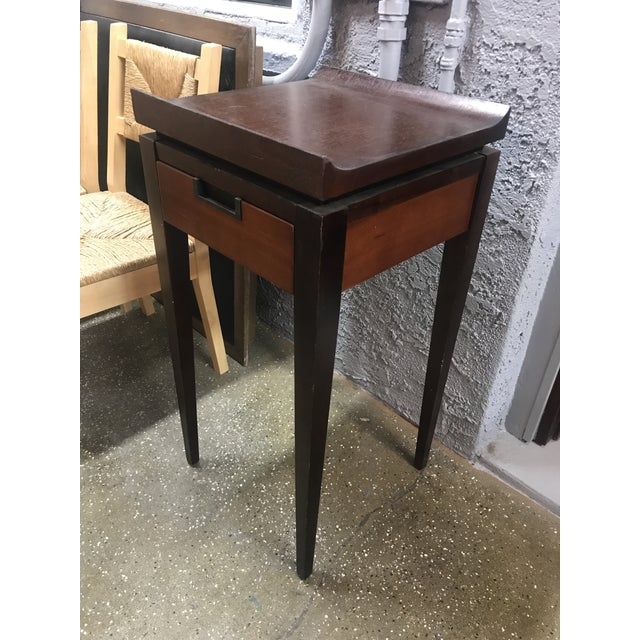 Asian Japanese Style Table For Sale - Image 3 of 5