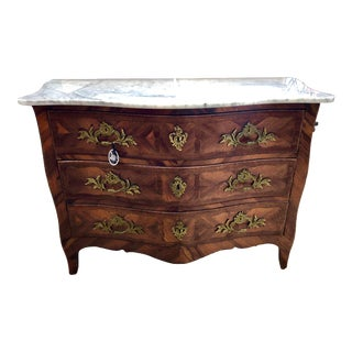 18th Century Period Louis XV French Commode For Sale