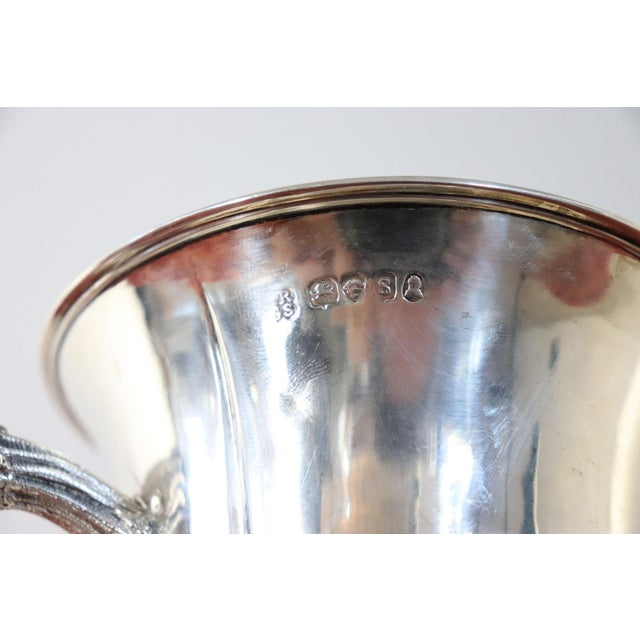 Silver 19th Century English William IV Silver Cup For Sale - Image 8 of 11