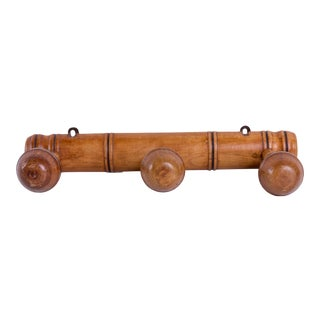 Faux Bamboo Wall Hooks For Sale