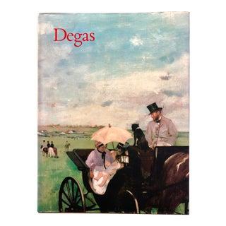 Degas-Metropolitan Museum of Art-New York-1988 For Sale
