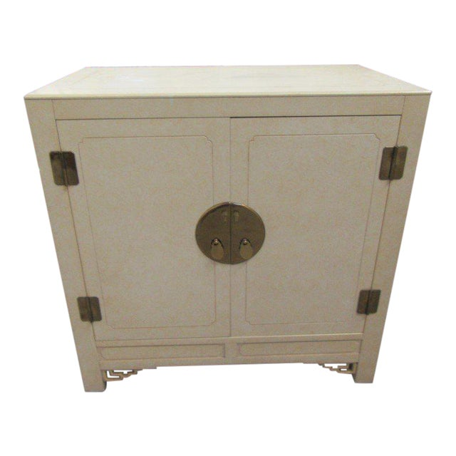 Oversized Asian Inspired Chest For Sale