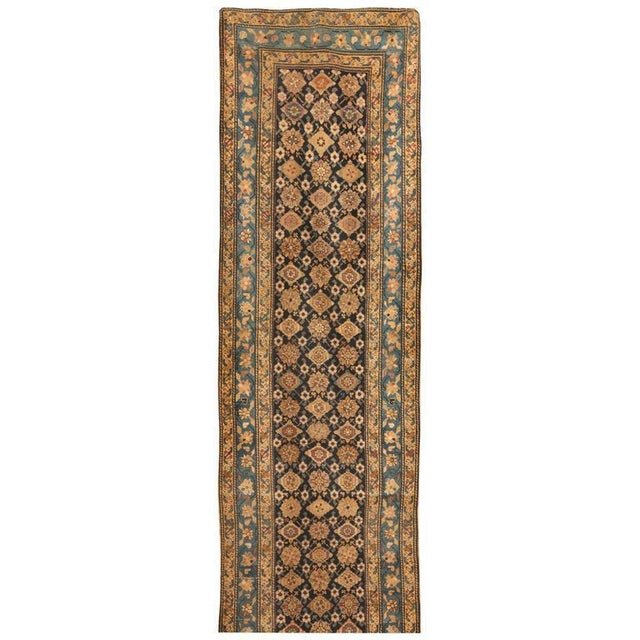 Exceptional antique 19th century Caucasian Karabagh Runner. Contact dealer. Excellent condition.