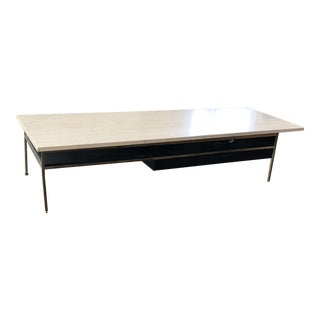 Mid-Century Modern Paul McCobb Marble Top Coffee Table