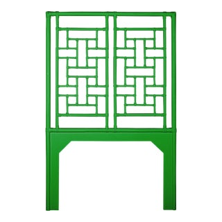 Ohana Headboard Twin - Bright Green For Sale