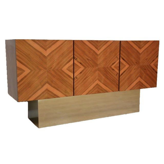 Milo Baughman for Thayer Coggin Rosewood Credenza For Sale - Image 12 of 12