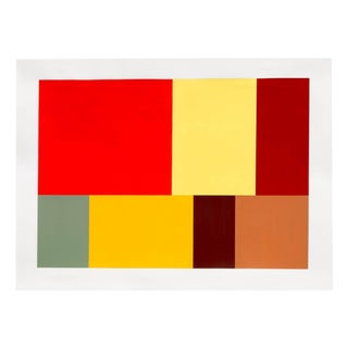 "Tom McGlynn ""Test Pattern 8 (Naples)"", Painting For Sale"