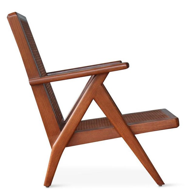 Mid-Century Modern Chandigarh Armchair For Sale - Image 3 of 5