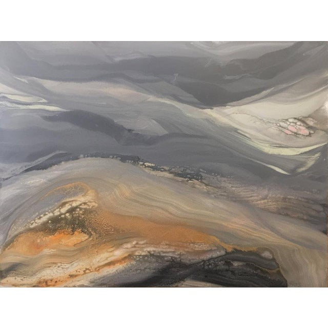 Teodora Guererra, 'Jupiter' Painting, 2017 For Sale