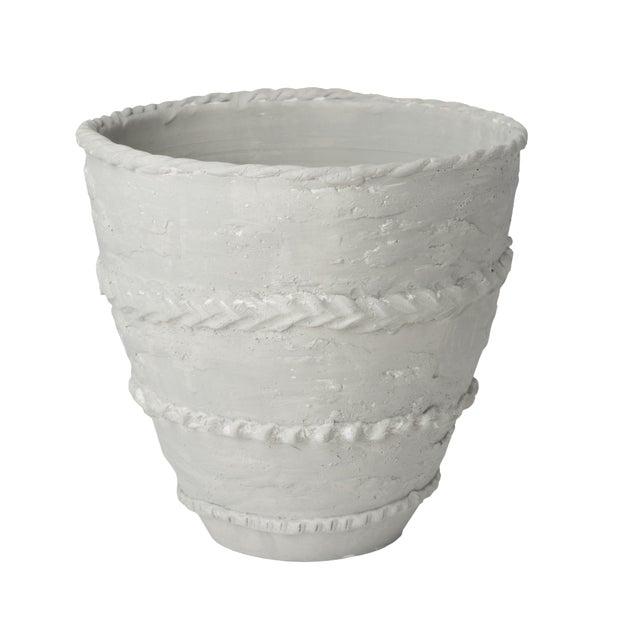Pompeii Gray Cachepot For Sale