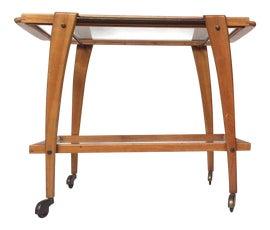 Image of Danish Modern Bar Carts and Dry Bars
