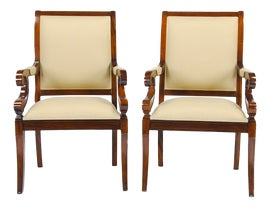 Image of Newly Made Corner Chairs