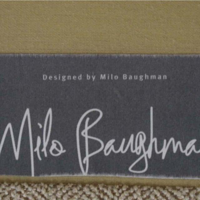 Milo Baughman Shelter Sofa - Excellent For Sale - Image 10 of 11