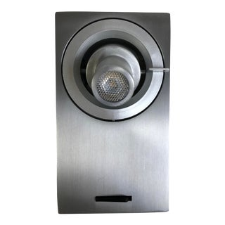 Marset Ledcompass Wall Light in Silver Grey For Sale