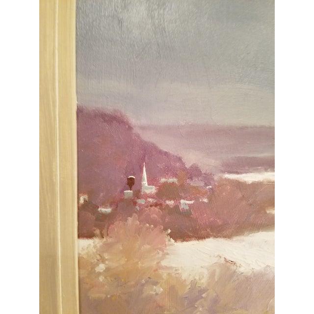 Tony Autorino Bucks County Impressionist Oil Painting - Image 4 of 6