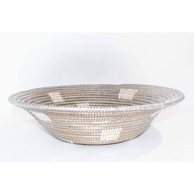 Beautiful hand-made woven bowls ideal for fruit, bread or Nik-Naks. Can give any counter or tabletop a pop of color. They...