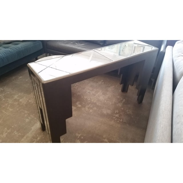 C1970s Mirrored Console - Image 6 of 7