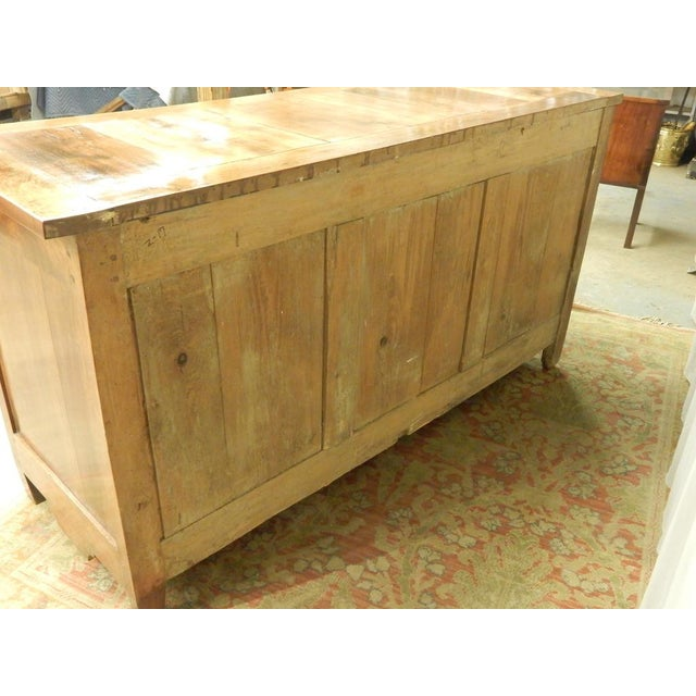 Wood Early 19th French Walnut Enfilade For Sale - Image 7 of 11