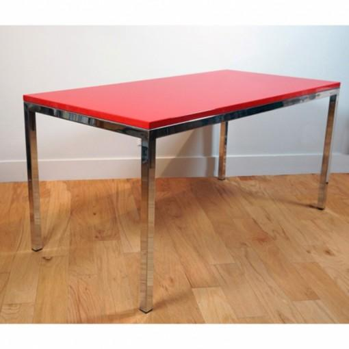Modern Custom Writing Table For Sale - Image 3 of 5