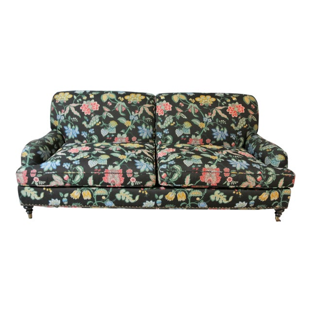 Addison Interiors Willis Tight Back Sofa For Sale