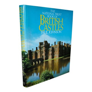 "1979 ""National Trust Book of British Castles"" First Edition Book For Sale"