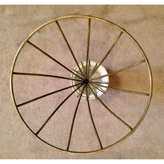 1960s 1960s Mid Century Modern Wire Hat Stand For Sale - Image 5 of 7