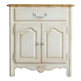 Ethan Allen Country French Nightstand For Sale