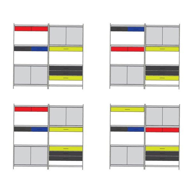 Gispen 5600 Modular Storage System For Sale - Image 9 of 12