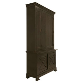 Custom Directoire Style Cabinet/Cupboard For Sale